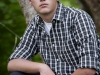 Troy's senior portraits at Tolman Memorial Park
